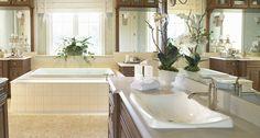 Orlando Romantic Bathroom by KOHLER