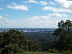 Lions Lookout, Welshpool Rd, Perth. Great place for a quiet drink and a magnificent view of the city. Would be great for Skyworks too!