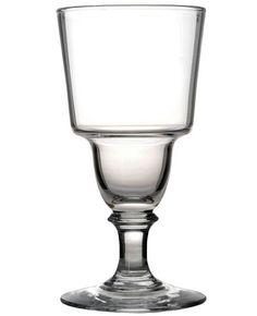 Blown Coulette Reservoir Absinthe Glass