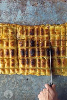 Braai Pie 4 Ways. 1 pie featuring 4 epic flavour combinations cooked over a braai! Braai Recipes, Pie Recipes, Cooking Recipes, Braai Pie, Peppermint Crisp Tart, Yummy Drinks, Yummy Food, Kos, Malva Pudding
