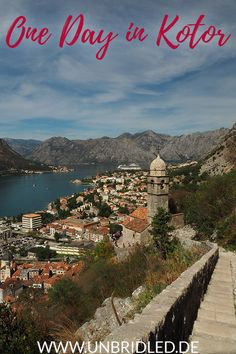 Kotor is a beautiful Old Town in Montenegro (Europe). This UNESCO Heritage Site should be on your bucket list. I show you what you can do in one day in Kotor. The town isn't big, but it's worth to visit as it lays in the Bay of Kotor and offers fantastic views. Find out more about the day trip to Kotor! #montenegro #europe #oldtowns