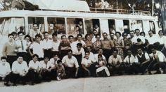 Coche de línea de Edesio Villar Lema #carballo #acoruña #fotoantigua #fotohistorica Lema, Old Photography, Fotografia, Pictures