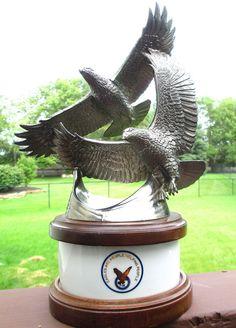 F O E Fraternal Order of Eagles McCormick Straight Bourbon Whiskey Decanter   eBay
