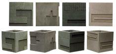 kathy dalwood studio blog: Concrete planters