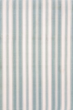 Dash & Albert | Lighthouse Light Blue/Ivory Indoor/Outdoor Rug | A rug for all seasons. Made of superheroic polypropylene, our indoor/outdoor area rugs are terrific for high-traffic areas and muddy messes. Scrubbable, bleachable and UV-treated for outdoor use, this collection of woven rugs can stand up to all that you dish out.