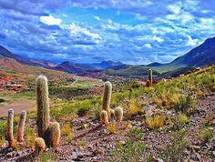 Ojo del Inca,cerca de Potosí,Bolivia