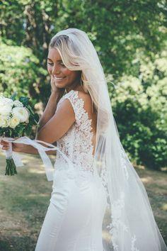 Min bröllopsklänning // My wedding dress