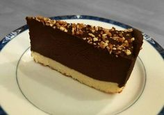 Trüffel torta Hungarian Cake, Hungarian Recipes, Pavlova, Cake Cookies, No Bake Cake, Coco, Sweet Recipes, Cookie Recipes, Sweet Treats