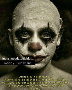 Garota depressiva #depressão Insta: needy_suicide