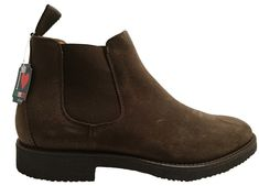Made in Italy ankle boots for men, in suede leather by Antica Cuoieria. Buy it 109,00 €