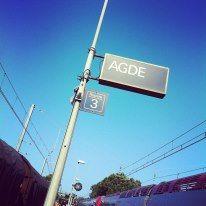 WE à Agde pour 3€...