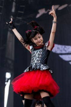 Babymetal - Heavy Montreal 2014 - Tim Snow / evenko