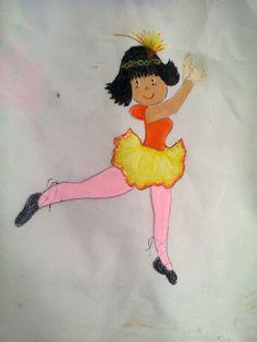 Sara said desenhos de Joana Dias