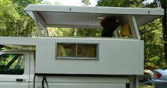 cargo trailer camper conversion - Google Search                                                                                                                                                      More