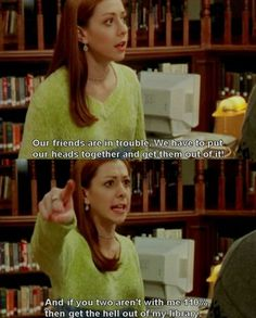 You tell em Willow.