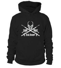 fish Reaper  #image #shirt #gift #idea #hot #tshirt #fishing #fish