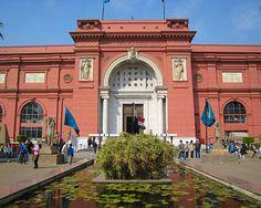 El museo egipcio, Actividades y tours de un dia en El Cairo http://www.espanol.maydoumtravel.com/Tours-De-Un-D%C3%ADa-En-El-Cairo/6/1/134