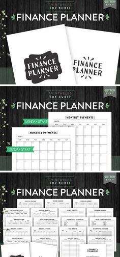 This planner looks like the perfect way to get my finances under control this year! Being organized with bills, income, and expenses will help a lot and help me avoid unnecessary fees that I shouldn't be paying in the first place! #budget #planner #ad #finances #organization #download #pdf #daveramsey #money #etsy #worksheet #debt #billtracker #financeplanner #digital #bills #savings #expenses