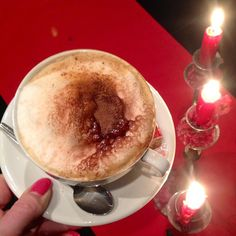 A sweet evening to all out there! :-) #instagood  #tweegram #photooftheday #enjoythejourney #cute  #gorgeous  #adorable #contestgram #instadaily #girlsgame #girlsstuff #instamood #instaday #style #oodtmagazine #instagramdaily #instahub #amazing #mypictureoftheday #cappuccino #coffee #Padgram