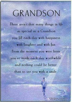 190 Free Birthday Verses For Cards Greetings and Poems For Friends Grandson Birthday Quotes, Grandson Quotes, Niece Birthday Wishes, Quotes About Grandchildren, Niece Quotes, Birthday Verses, Grandkids Quotes, Free Birthday, Niece Poems