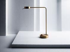 Mjölk : Chipperfield w082 Table Lamp in brass by David Chipperfield - Chipperfield w082 (Table Lamp) web
