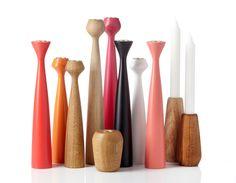 Blossom Kerzenständer, Rose | Kerzenleuchter | Accessoires | Kategorien | Stilbegeistert.com - Online-Shop für Wohndesign
