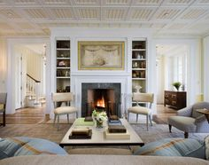 """South Shore Decorating Blog: """"In My Dreams"""" Dream Home by Robert A. M. Stern"""