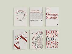 FENDABook series cover design