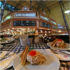 itsfuntobehappy #TRAVEL #FOOD Ostermalms Saluhall Brunch, Lisa Elmqvist Restaurant