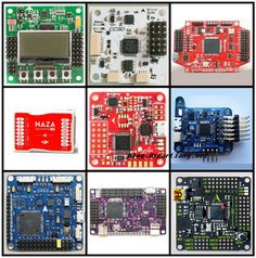 How to choose a flight controller for quadcopter, multicopter, hexacopter? Info and tips on KK2, Naza, Naze32, CC3D etc. What is the best FC for beginner?