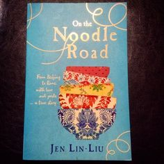 #hplphotoaday Day 3: Travel Reads - this book was a gift and is next on my reading list. It covers a journey of noodles through China, Central Asia, Iran, Turkey and Italy. A culinary adventure... Anyone read it? #herpackinglist - by HPL