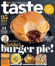 taste.com.au  #magazines #may #2015
