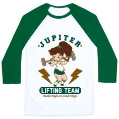Jupiter Lifting Team Workout Parody Baseball