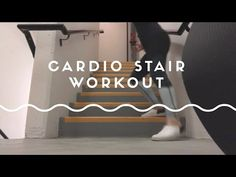 Cardio Stair Workout. Ok, so I was late arriving to my pilates class and didn't want to crash the full class (awkward!), so I compromised and did  workout in the building stairwell instead! Full on sweat session in under 30 mins! https://buff.ly/2EOtA3S