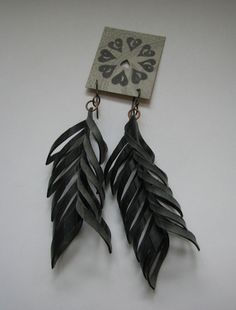 recycled bicycle tire