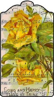 Free printable music tags by Shoregirl's Creations