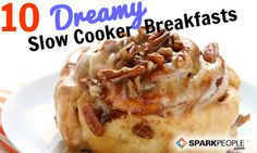 10 Slow-Cooker Breakfasts You'll Dream about All Night | SparkPeople