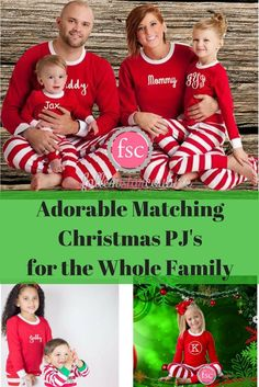 Absolutely adorable #familychristmaspjs #matchingpj #christmaspjs #familychristmaspjs aff Beautiful Christmas Decorations, Unique Christmas Gifts, Christmas Crafts For Kids, All Things Christmas, Holiday Fun, Christmas Holidays, Christmas Ideas, Merry Christmas, Christmas Planning