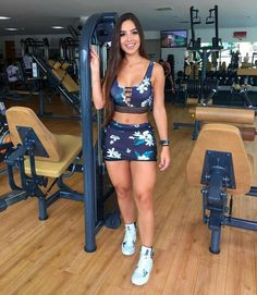 Fitness model female over 40 girls 43 ideas Sport Fashion, Fitness Fashion, Gym Girls, Looks Vintage, Workout Wear, Bum Workout, Month Workout, Workout Challenge, Athletic Women