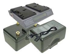 2battery+charger 14.4V For ANTON BAUER Dionic 90 Gold Mount Camcorder brandnew #PowerSmart