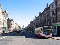 Leith Walk in Edinburgh, Edinburgh