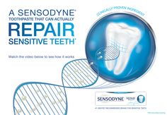 D A Morris Dentist St Ives Sensodyne Repair & Protect Toothpaste