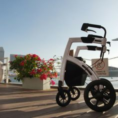 Rollz Takes You Further. A walker and wheelchair in one. Keep exploring. Buy today at Ease Living.