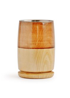 Pütuye Mamüll 3 - Wooden Cup /Mate 3. $14