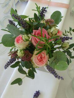 Foxtail Lily's bouquet