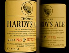 Thomas Hardy's Ale voltará a ser produzida |