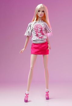 The Fashion Doll Chronicles: Integrity Toys 1st on-line presentation 2013 - Tulabelle