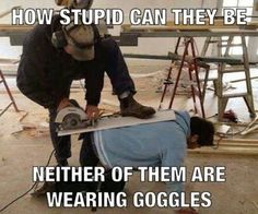 AGINE YOU JUST CAN NOT FIX STUPID!!