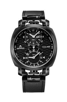 Anonimo Watches, made in Italy #watches #men