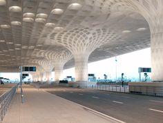 Aeroporto Internacional Chhatrapati Shivaji - Terminal 2,© Robert Polidori